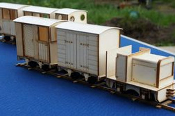 Ezee Goods Train Set