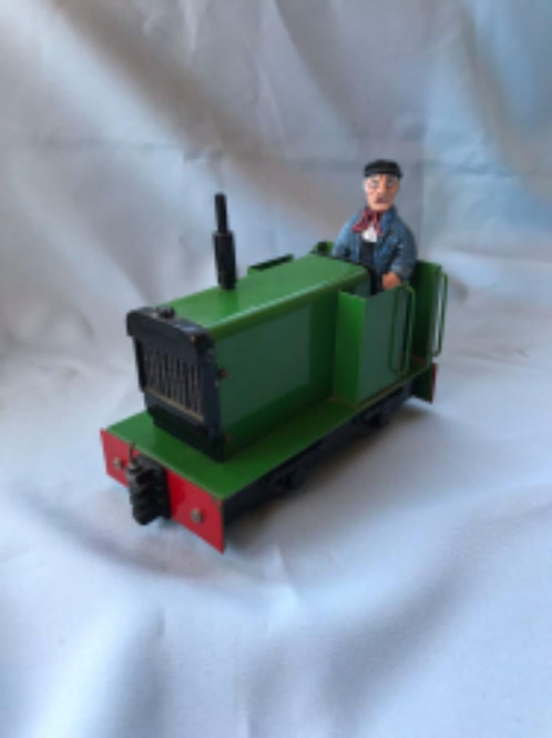 1044 Steve Montgomery the Loco Driver (Height 90 mm)
