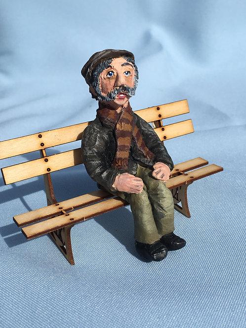 1041 Albert Jones Enjoys he's journeys, he must get a season ticket. £6.00