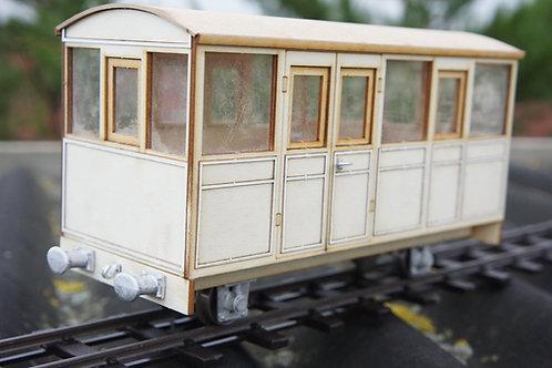 16 mm scale Coach No7