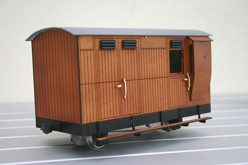 VOR Matchboard sided Guards Van Kit