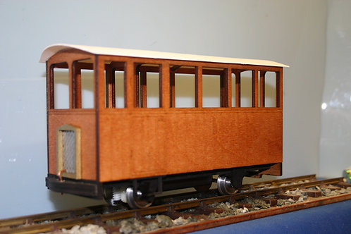 Ezee Mandie The Railbus Kit