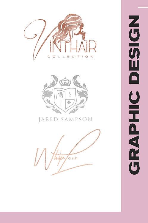 Logo Design (Vector Based)