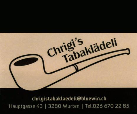 Chrigi's Tabaklädeli