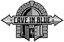 Cave in Blue Bar