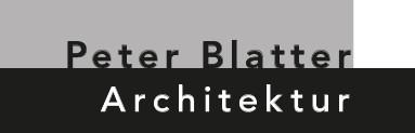 Peter Blatter Architektur