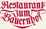 Restaurant zum Bauernhof