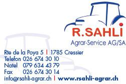 R. Sahli Agrar Service AG