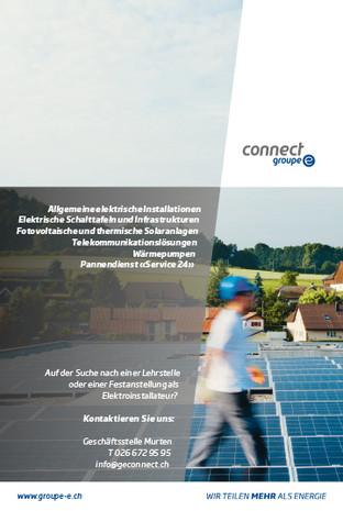 Groupe e Connect