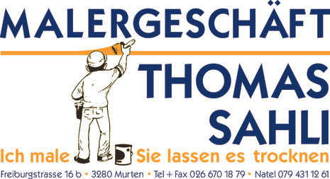 Malergeschäft Thomas Sahli
