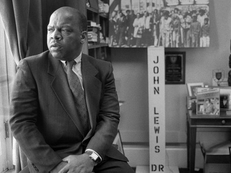 John Lewis: Pioneer of Good Trouble