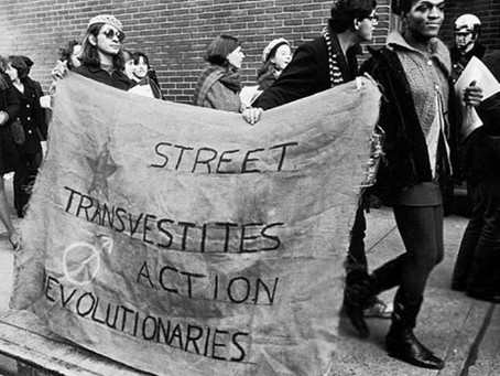 S.T.A.R. Street Transvestite Action Revolutionaries
