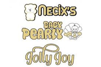 JOLLY JOY, BABY PEARLY, NECİX'S