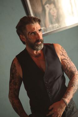 Detour - full arm tattoo design