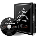 ZBrush, 3D Cleanup, 끄레아레 3D스캐닝, 3D피규어
