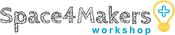 Space4makers logo - workshop social medi