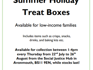 SUMMER TREAT BOXES