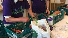 Waitrose Portishead Food Collection Success