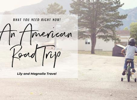 An American Road Trip!