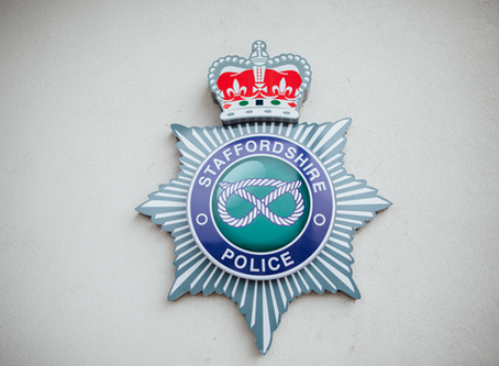 Staffordshire police officer dismissed over child sexual offences