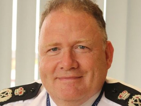 Covid-19: Police chief urges people 'continue working together'