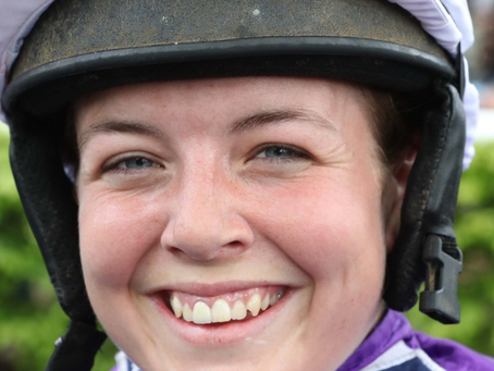 Jockey Page turns over the bookies to the delight of punters
