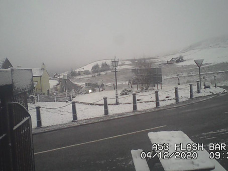 Another testing winter for residents of England's highest village