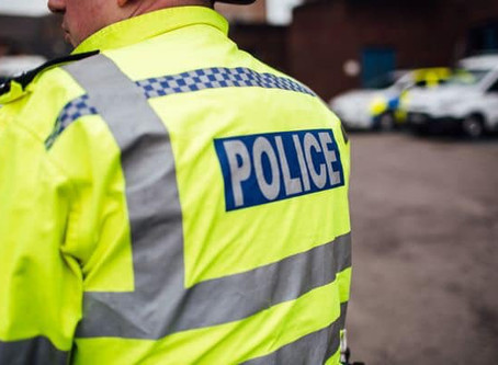 Police first class delivering three arrests after postie robbed