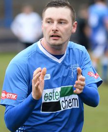 Football: Grice scores his 200th goal for a rampant Leek Town