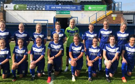 Six Blues Babes on the scoresheet in another resounding win