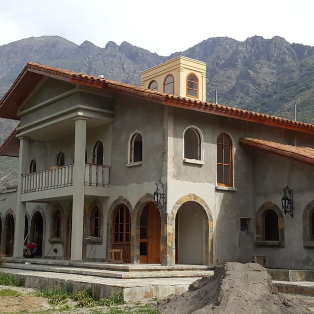 Termopaneles Termopanel Casa Cajon del Maipo