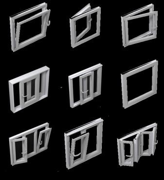 Termohom Termopaneles Modelos Ventanas PVC