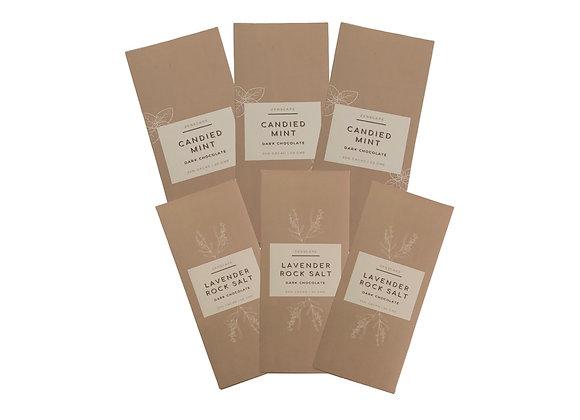Dark Chocolates (Pack of 6)