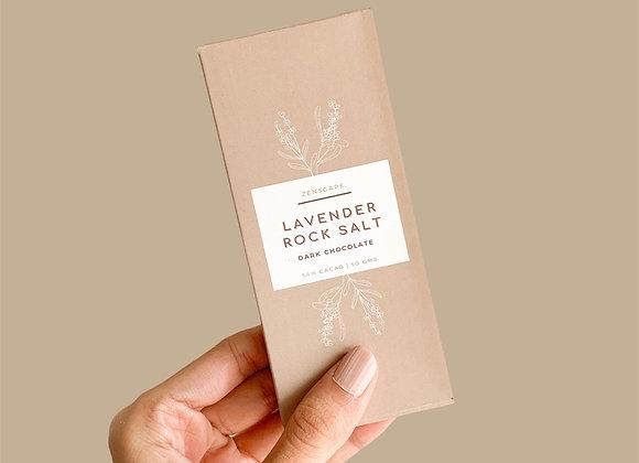 Lavender Rock Salt (Dark Chocolate)