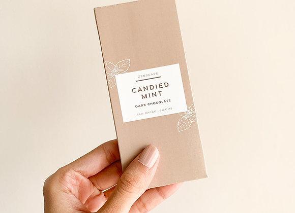 Candied Mint (Dark Chocolate)