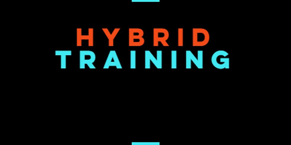 Girls Hybrid Training Winter Session