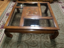 Pattern Coffee Table