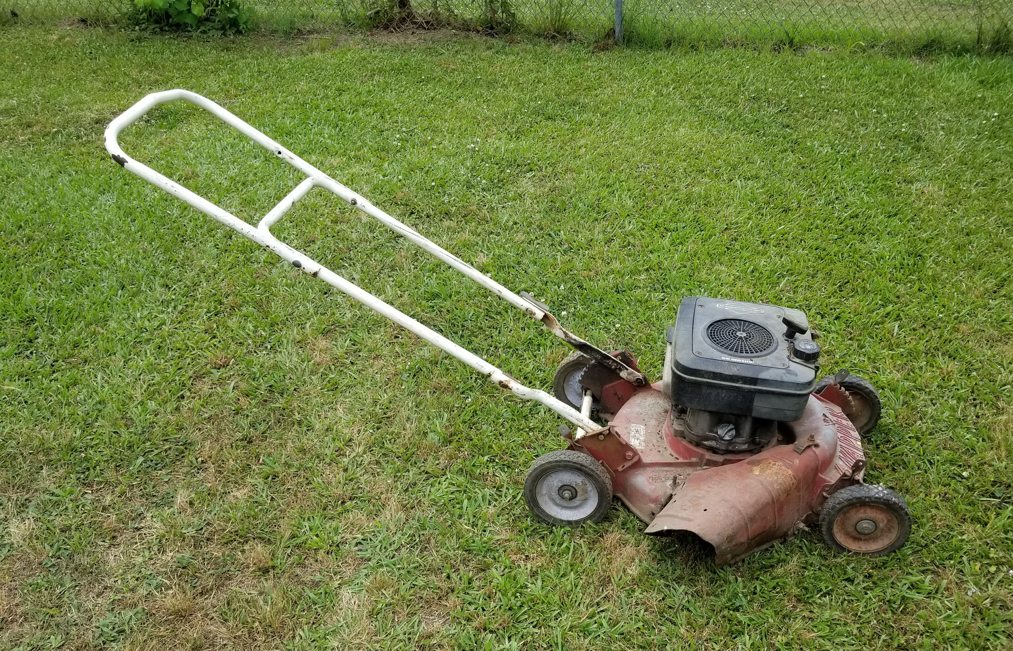 Snapper 18 Mower