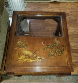 Pattern End Table 2