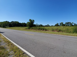 Northside of CR 400 E to W