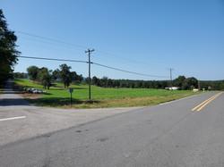 Corner of CR 151 and CR 48