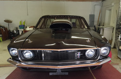 1969 Ford Mustang Fastback 1