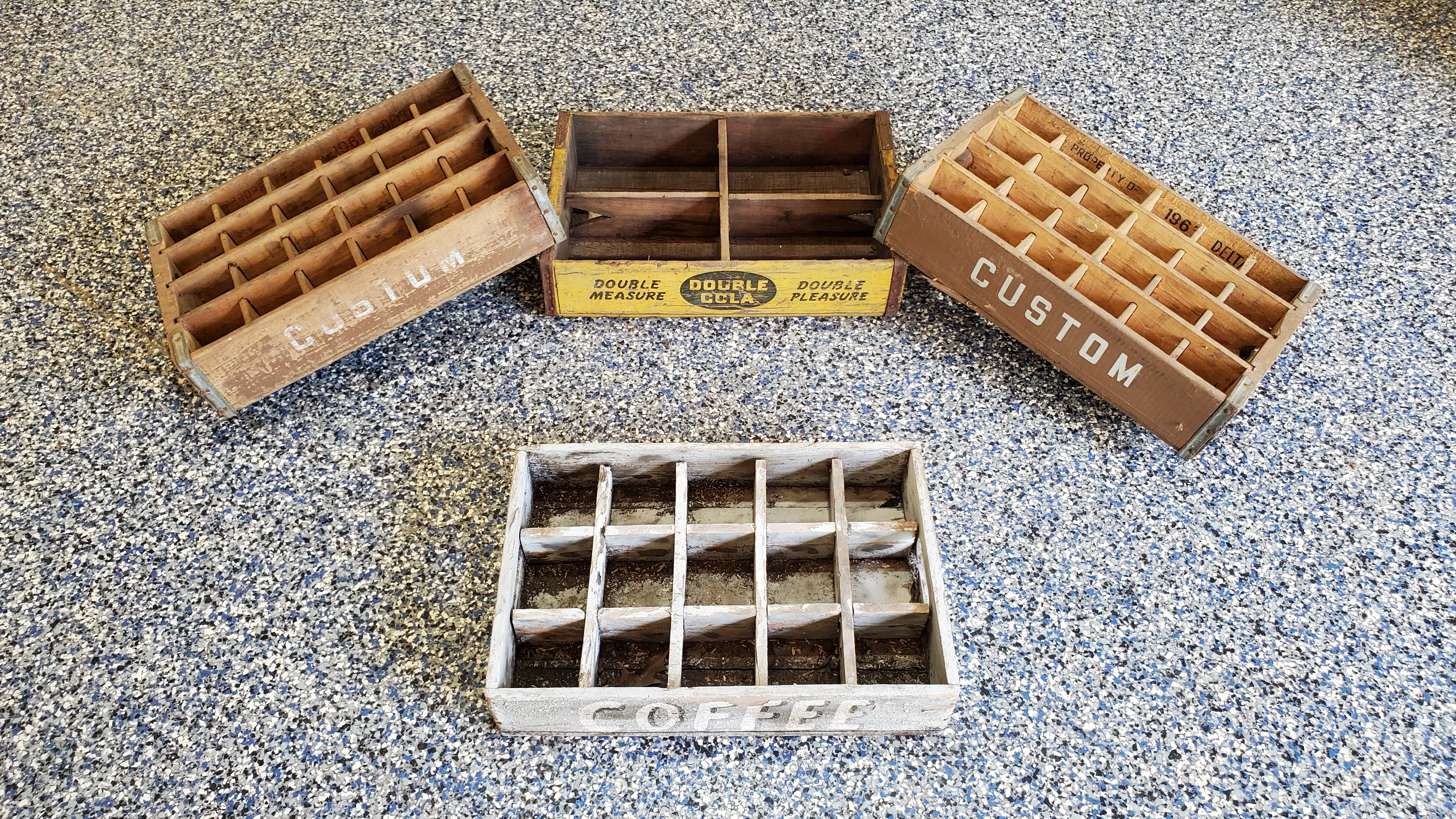 Royal Cola Crates & Other Crates