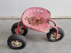 Tractor Seat Cart