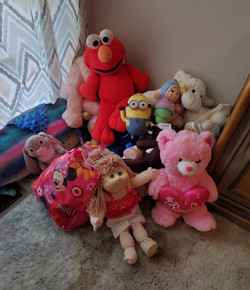 Cabbage Patch Doll & Stuffed Toys