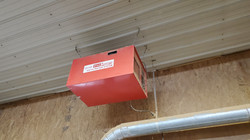 PSI Woodworking Air Filtration System