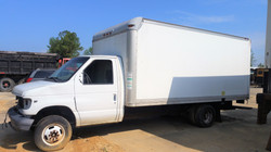 2005 Ford Box Truck INOP