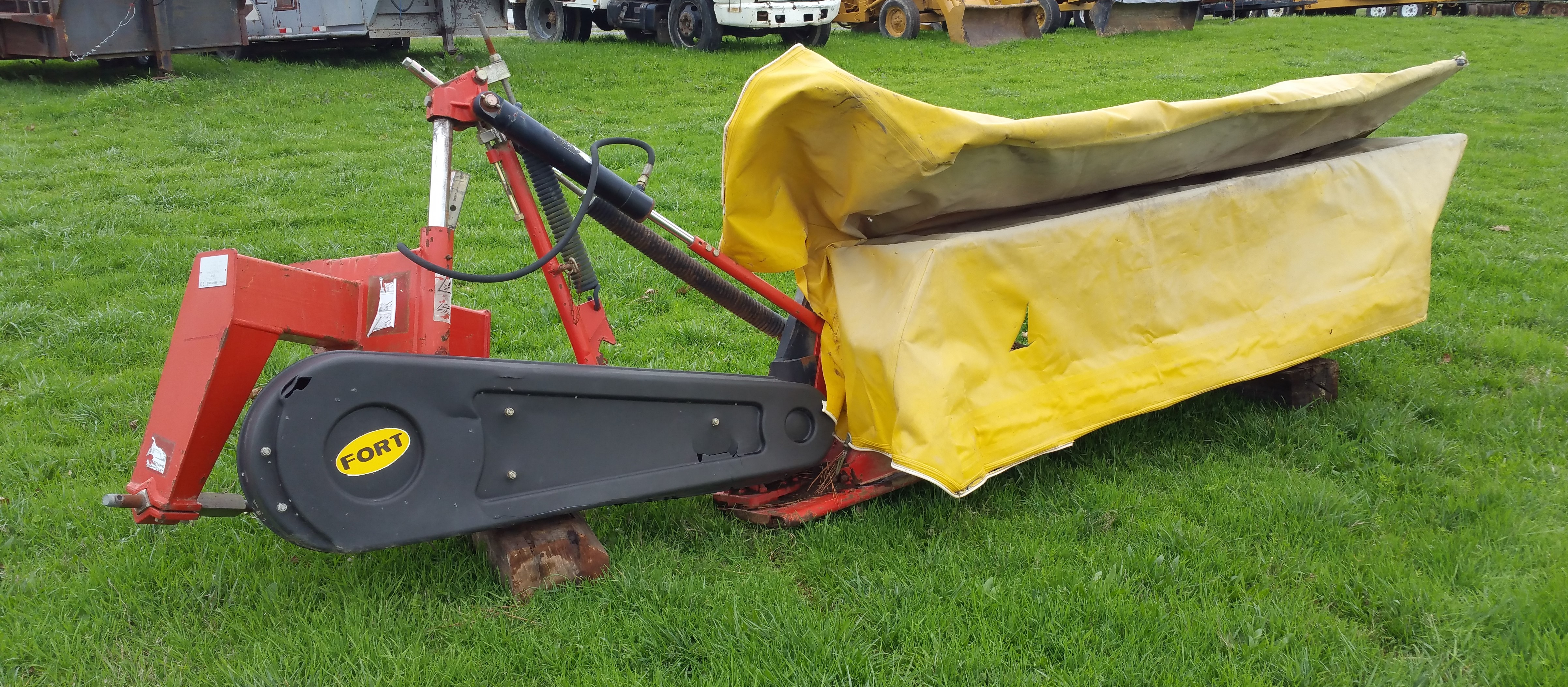 Fort DMD 2060 Hay Disc Mower