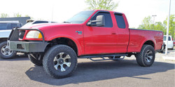 2001 Ford F150 4x4