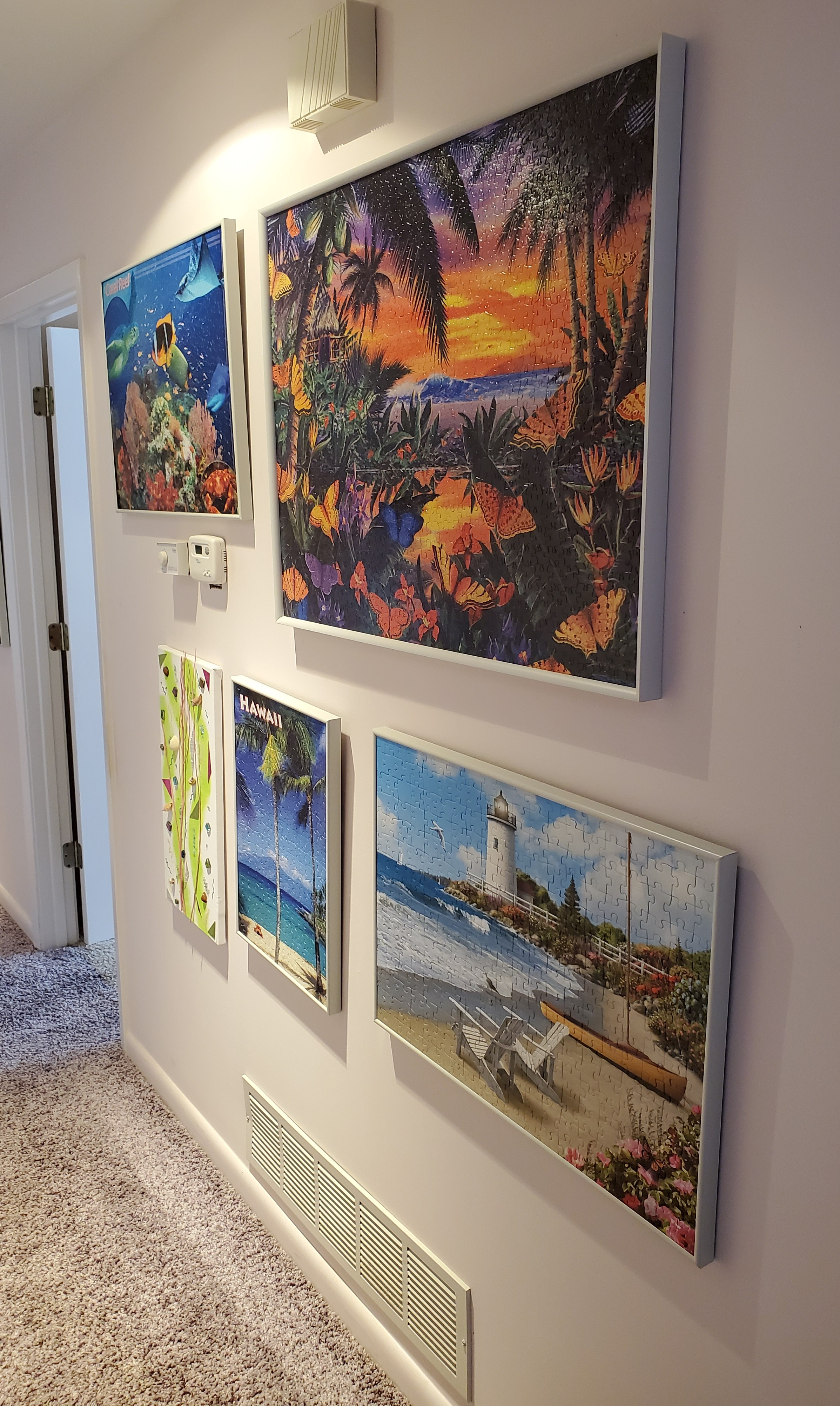 Framed Puzzles 1